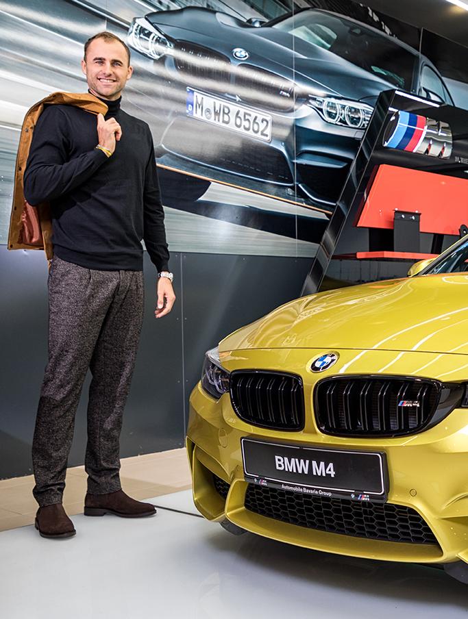 Mai multa putere, mai multa placere: BMW